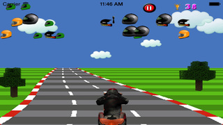 Crazy Bike Racing PRO screenshot 2