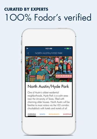 Austin - Fodor's Travel - náhled
