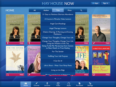 Hay House NOW screenshot 8