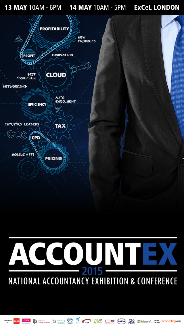 Accountex screenshot #1