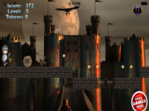 Thrones of Clans   :  Jump Adventure in the Castle screenshot 7