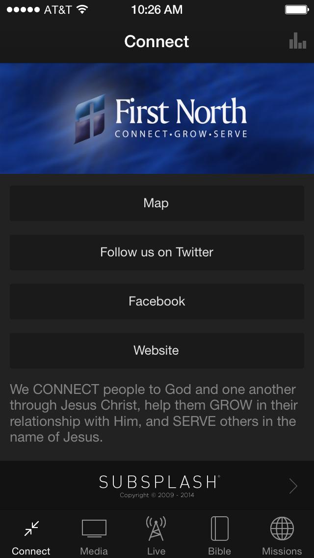 City Life Church Houston screenshot 3