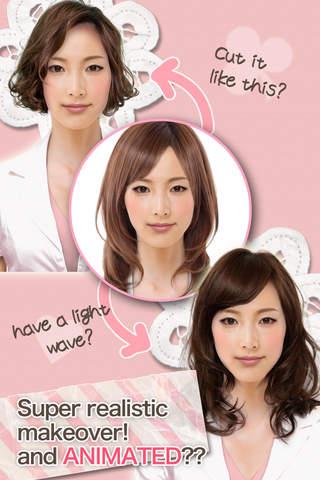 ChouChou: Virtual Hair Makeover - náhled