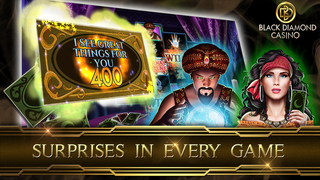 Black Diamond Stories & Slots screenshot 5