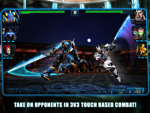 Ultimate Robot Fighting screenshot 8