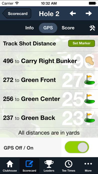 Millbrook Golf Club screenshot 4