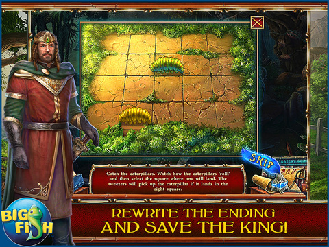 Forgotten Books: The Enchanted Crown HD - A Hidden Object Story Adventure screenshot 3