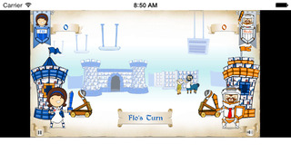 Battle at Castle screenshot 2