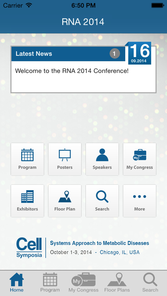 RNA 2014 screenshot 3