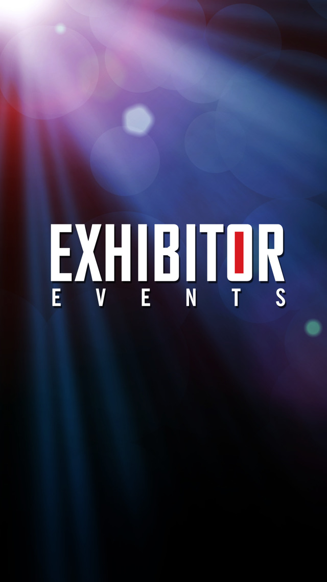EXHIBITOR Learning Events screenshot 2