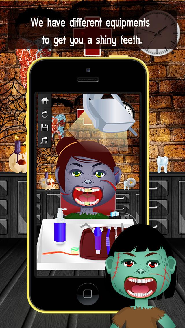 Zombie Monster Dentist screenshot 3