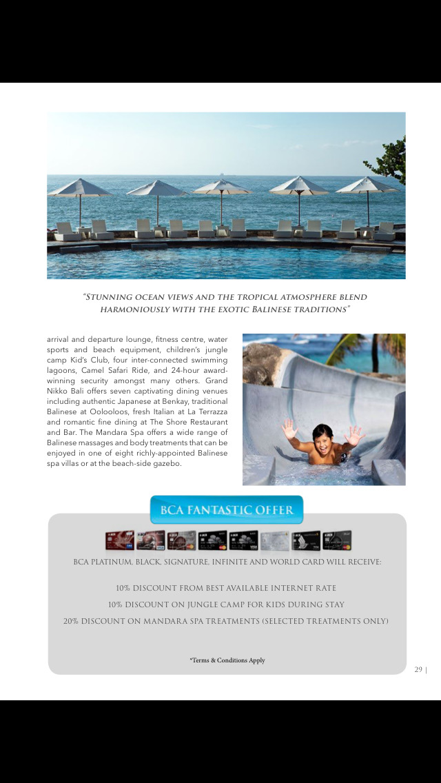 Beautiful Bali Magazine screenshot 3
