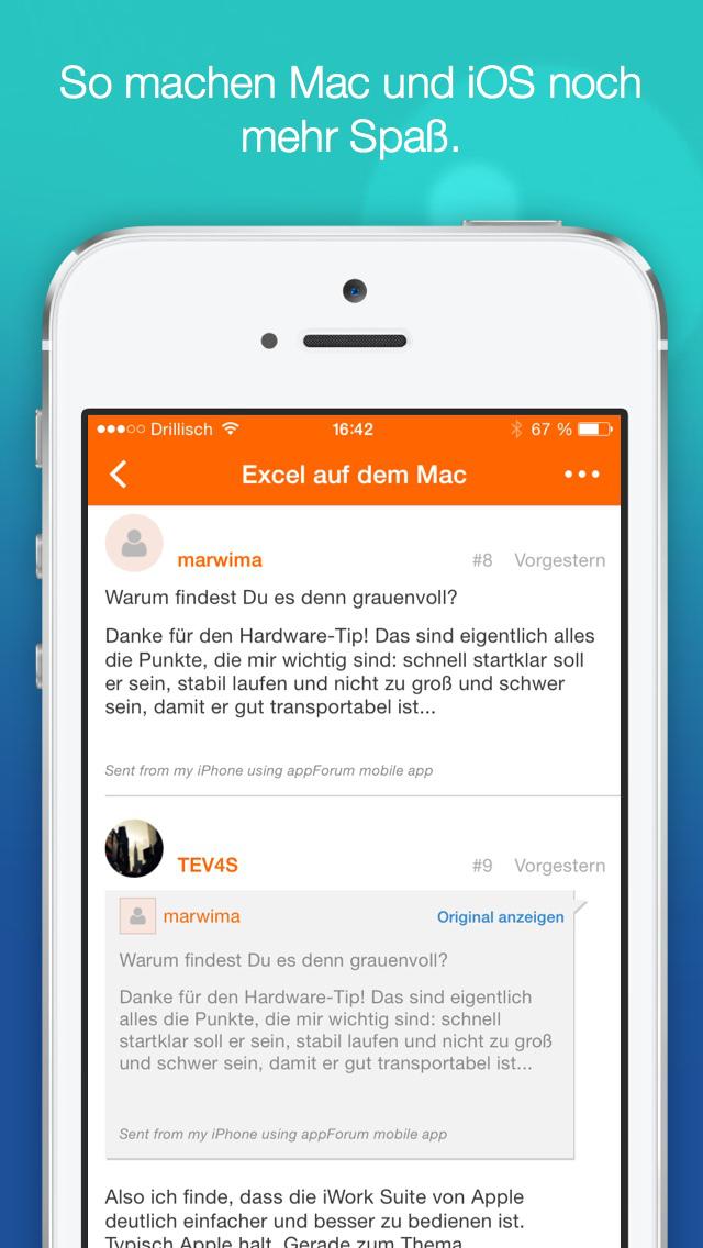 appgefahren Forum - die Community rund um Apps screenshot 2
