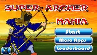 Super Archer Mania HD screenshot 5