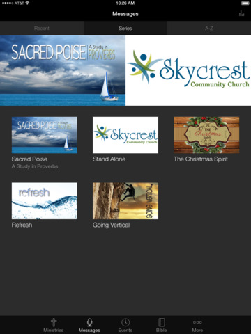 Skycrest Community Church screenshot 4