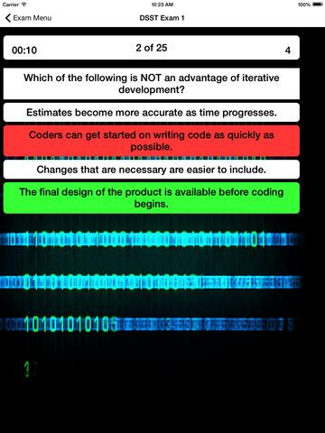 DSST Information Systems Prep screenshot 8