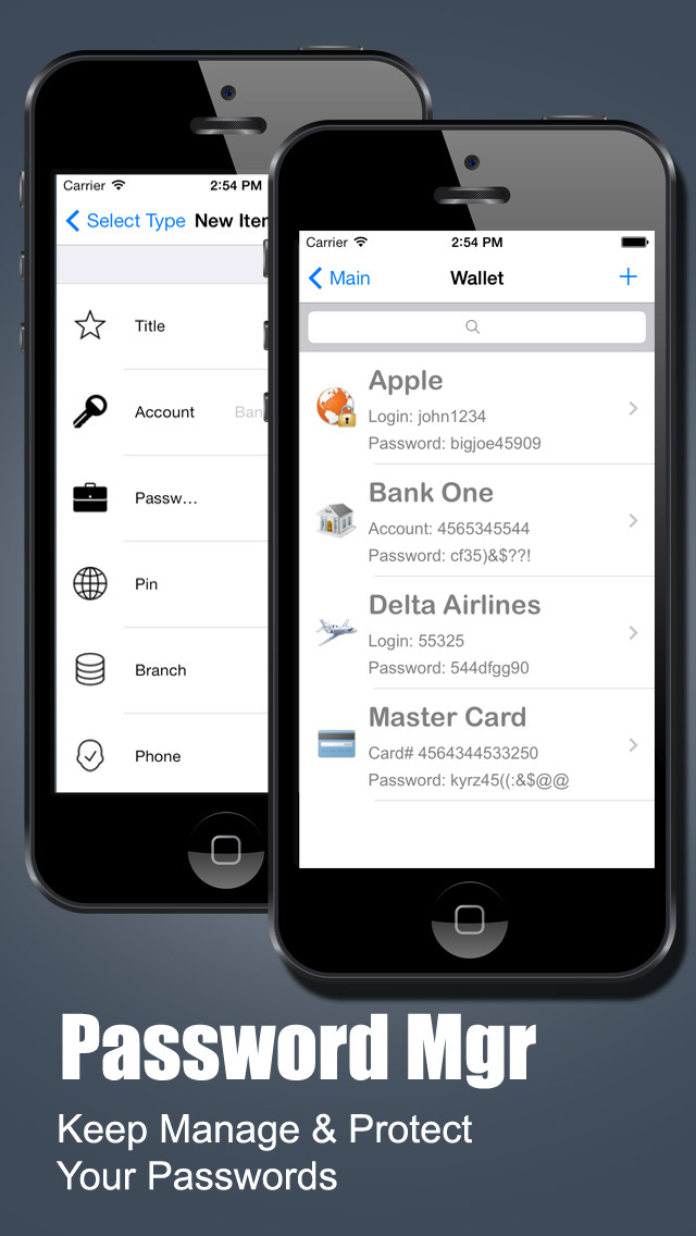 Password Manager Plus - Secure Vault & Password Keep.er screenshot 2