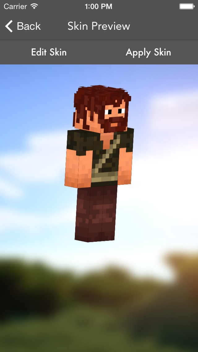 Skins Pro Medieval - Minecraft screenshot 2