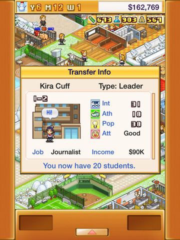 Pocket Academy Lite screenshot 7