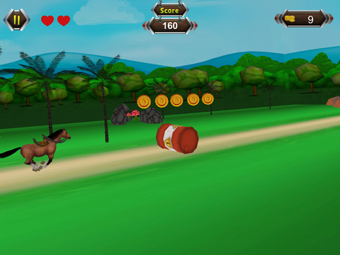 Pony Dash 3D screenshot 9