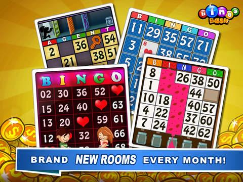 Bingo Bash HD - Bingo & Slots screenshot 3