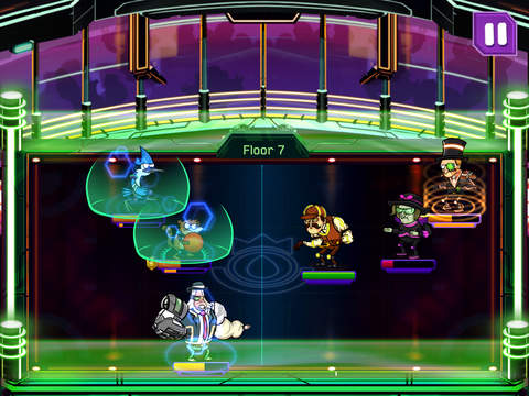 Grudgeball: Enter the Chaosphere – Regular Show's Extreme Sport of the Future screenshot 6
