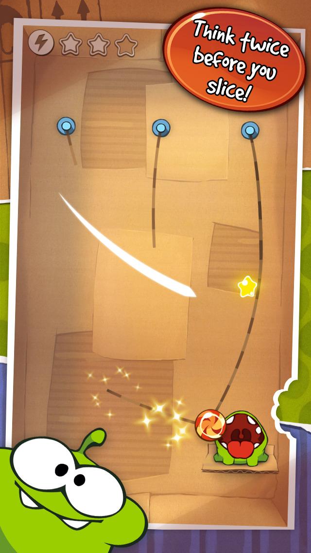 Cut the Rope Original Free screenshot 3