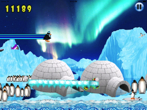 Super Penguin Ice Jump screenshot 8