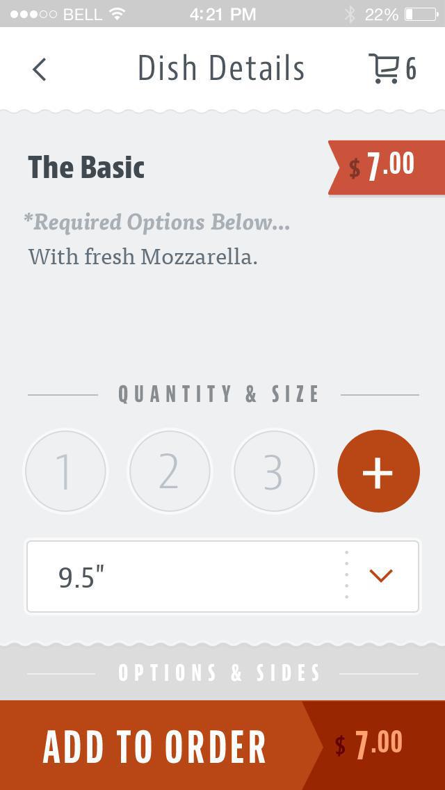 Rapidough Pizza Pies screenshot 4