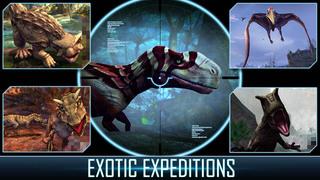 Dino Hunter: Deadly Shores screenshot 2