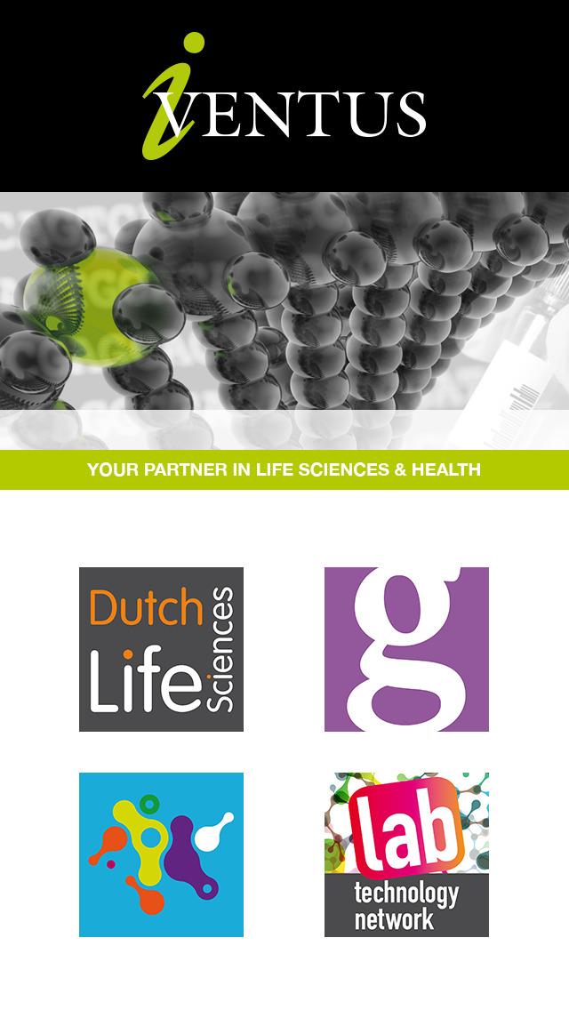 Iventus-Life Sciences & Health screenshot 1