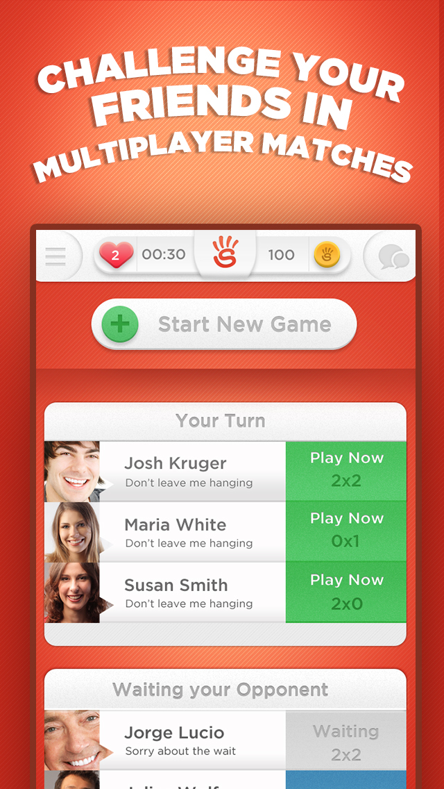 Stop - Categories Word Game screenshot 2
