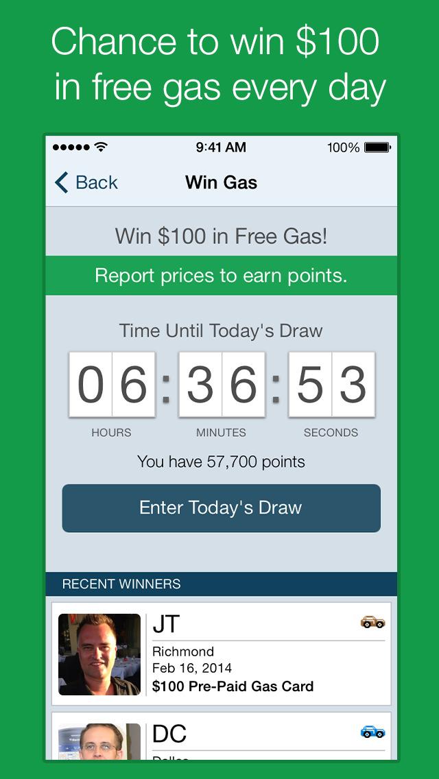 GasBuddy: Find Cheap Gas screenshot 3