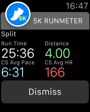 5K Runmeter - Run / Walk Training screenshot 14