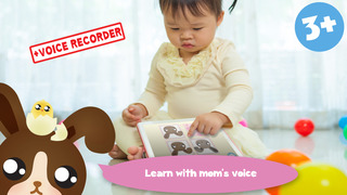 Play with Cute Baby Pets Chibi Memo Game for a whippersnapper and preschoolers screenshot 4