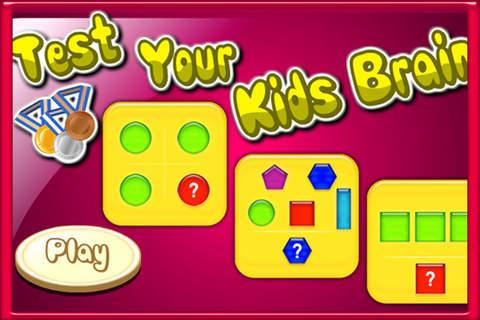 Test Your Kids Brain - náhled