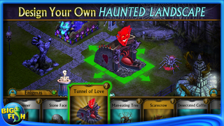 Dark Manor: A Hidden Object Mystery. screenshot 2
