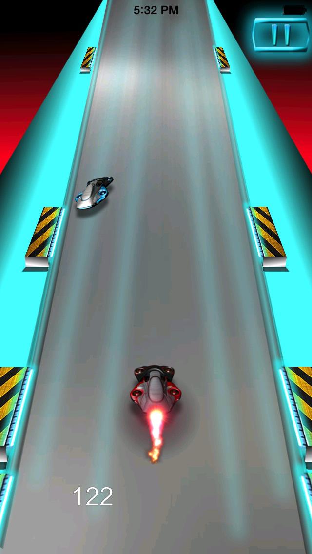Nitro Speedway : Bad Blood In The Asphalt screenshot 2