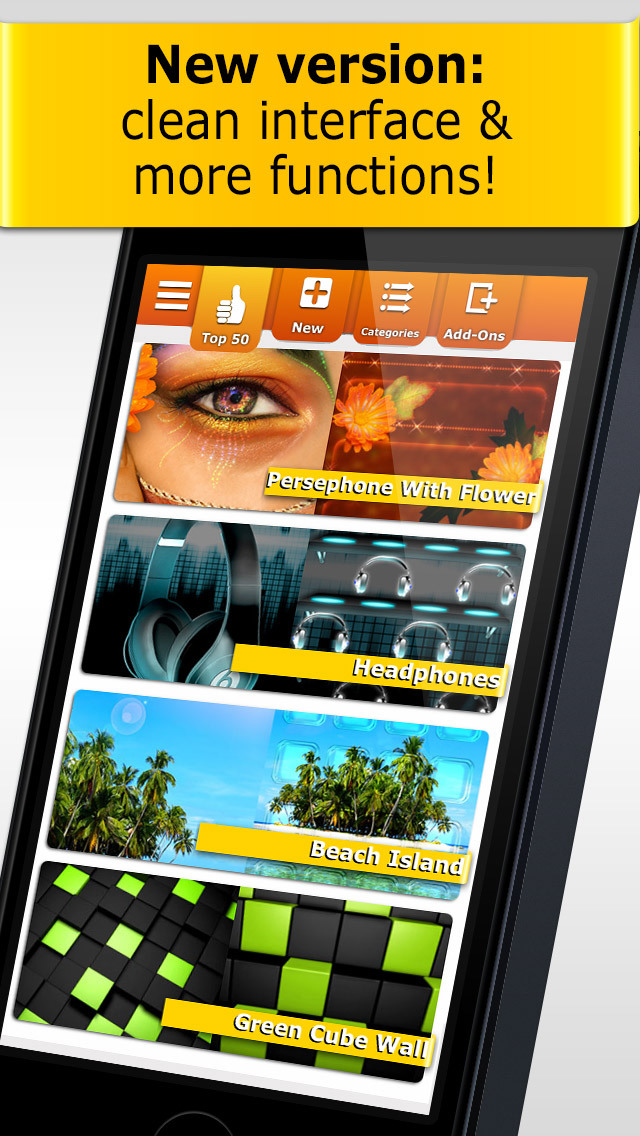 iTheme - Themes for iPhone and iPad screenshot 3