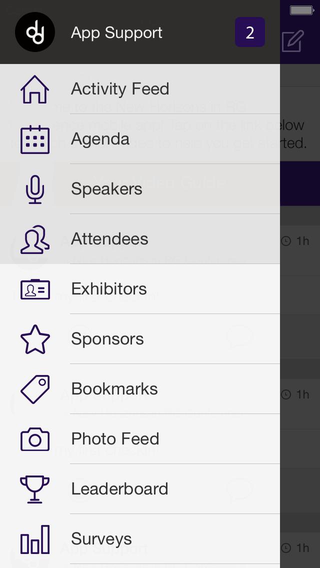 GRID Events screenshot 2