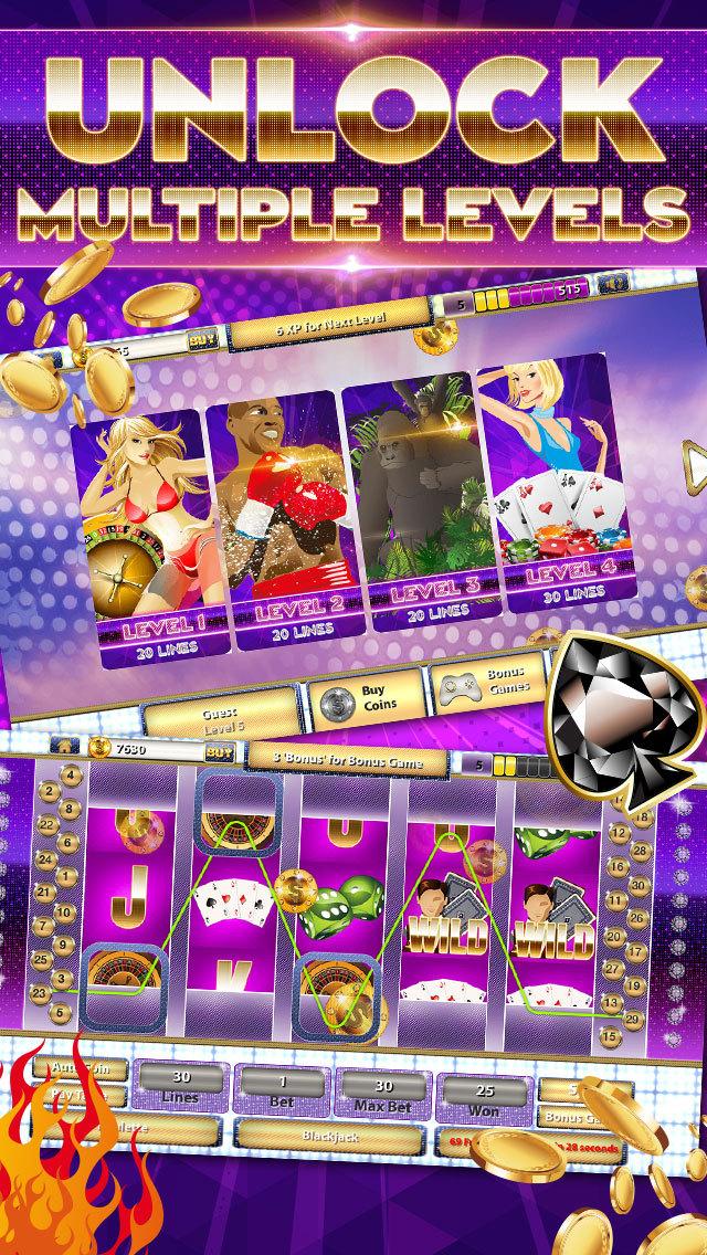 Crush it Slots of Fortune! (Gold Coin Bash Casino) - Big Win FREE screenshot 4