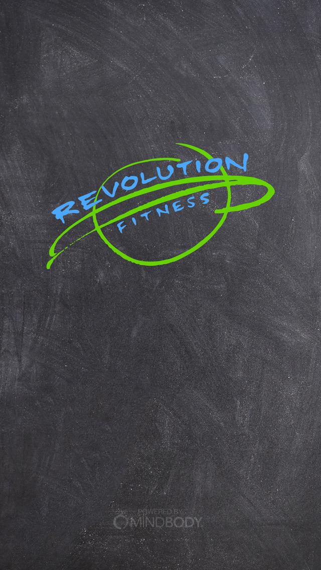 Revolution Fitness screenshot #1