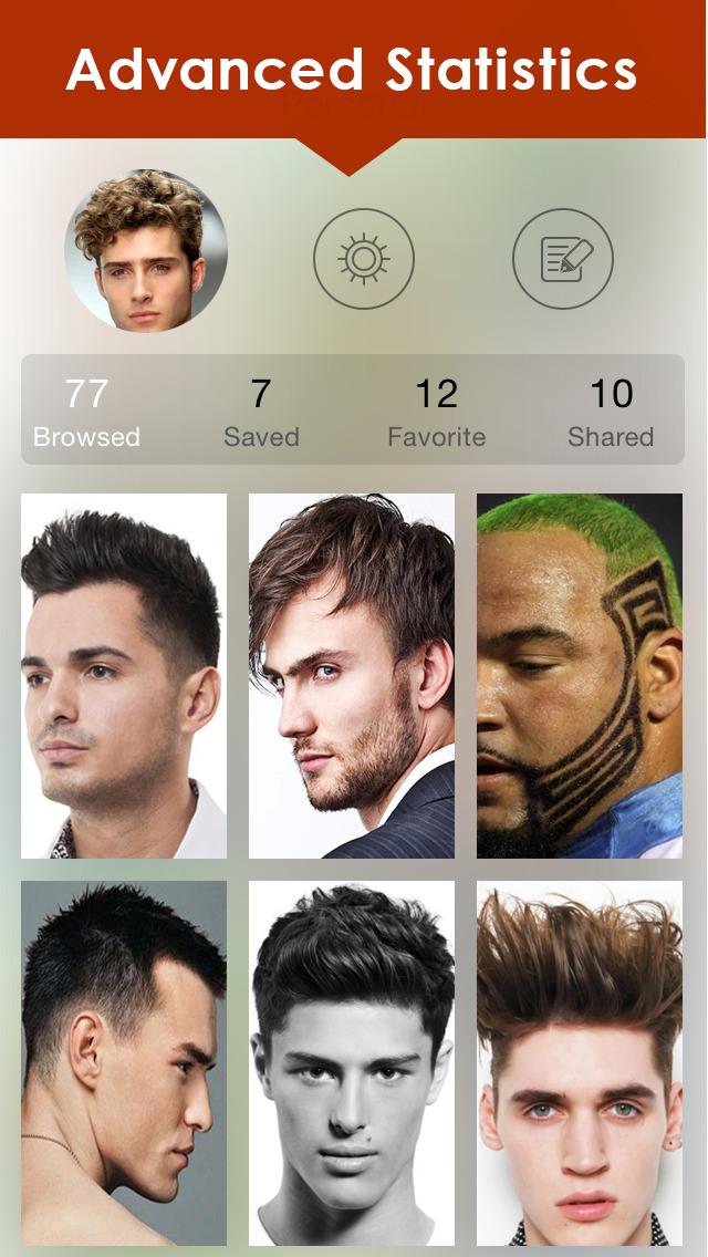 Men\'s HairStyles Catalog: Long & Short Beard Style | Apps | 148Apps