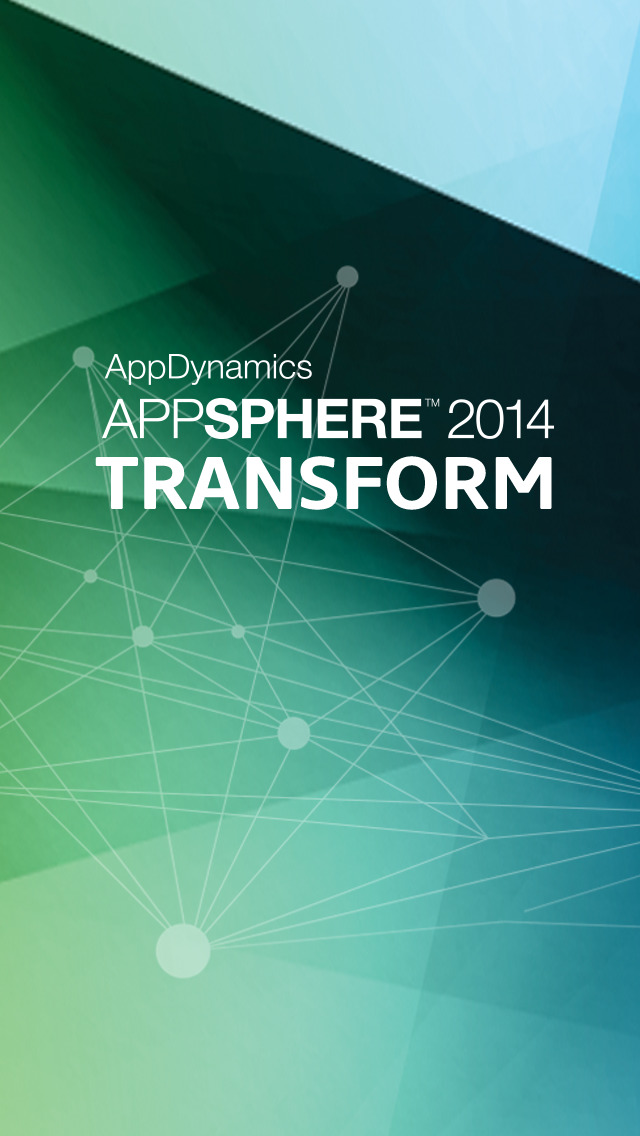 AppDynamics AppSphere 2014 screenshot 1