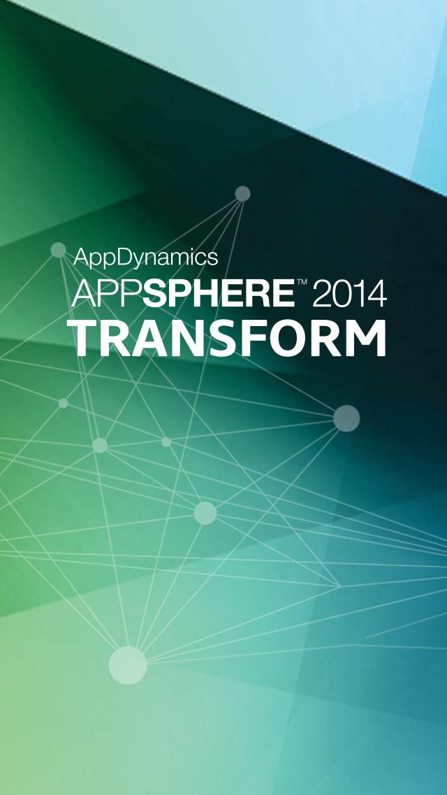 AppDynamics AppSphere 2014 screenshot 1