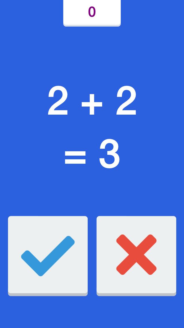 Scary Math screenshot 1