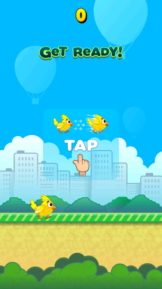 Slide or Die - Save Bird from Pipes screenshot 2