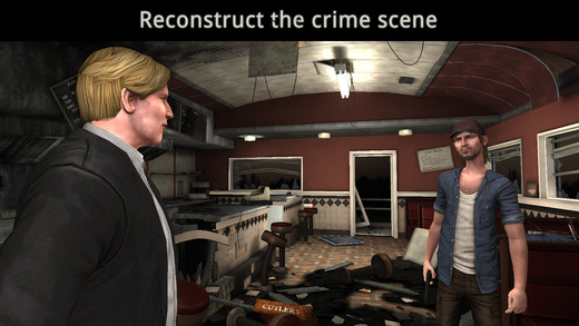 The Trace: Murder Mystery Game - Analyze evidence and solve the criminal case Screenshot