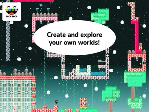 Toca Blocks screenshot 6