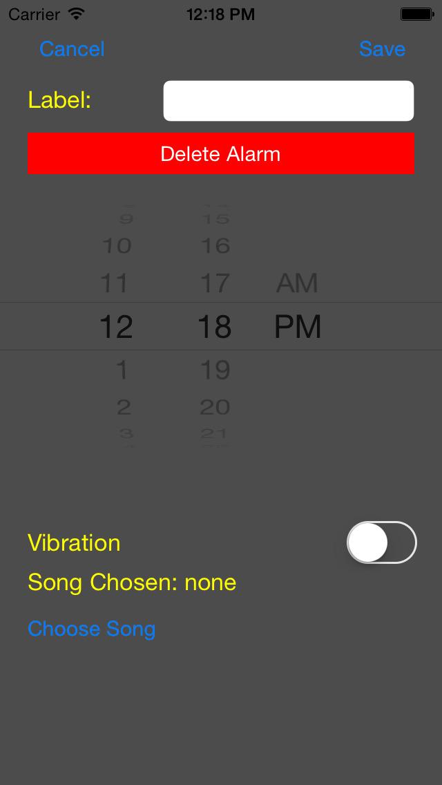 Alarm Clock 8 screenshot 3